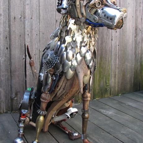Gros ti-chien (SOLD)